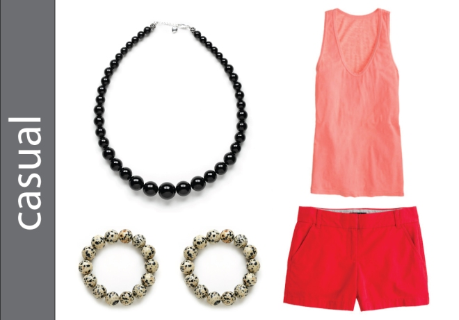 UL Casual Outfit with J.Crew and Kluster