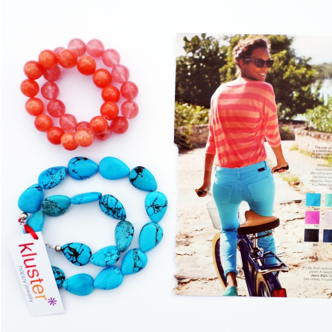 Kluster Jewels and Boden Clothing
