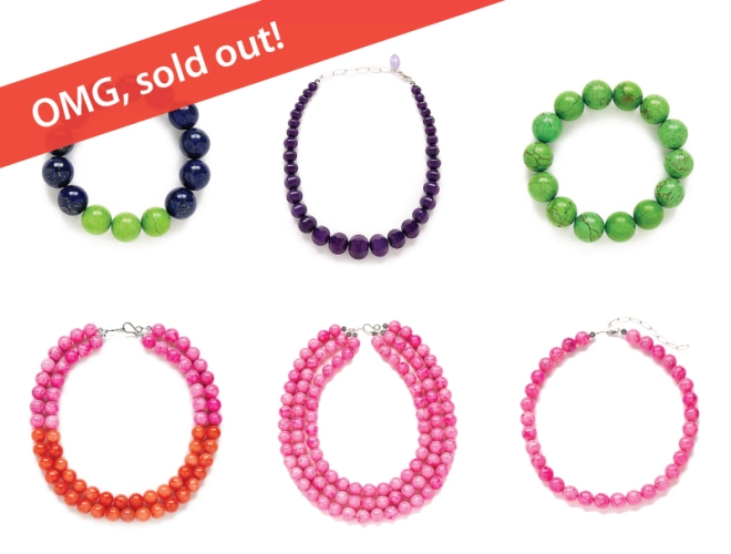 Sold Out Kluster Jewelry