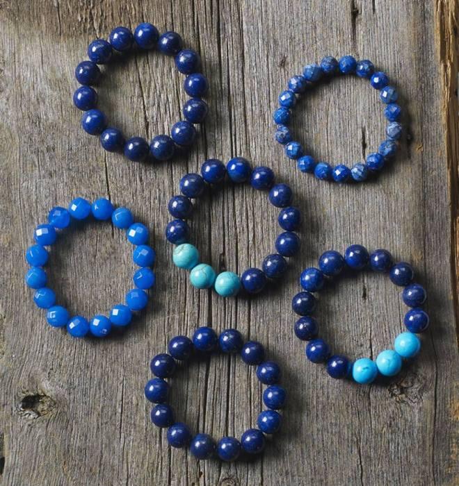 Bead Style Magazine Bracelet