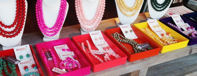 Kluster Jewelry Pop Up Shop in Louisville