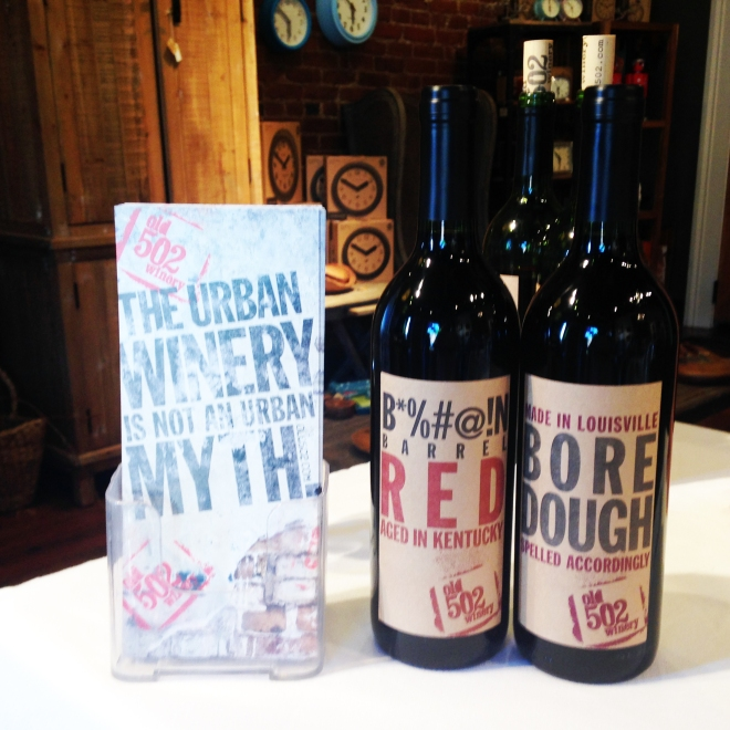 Old 502 Winery at NuLu Event