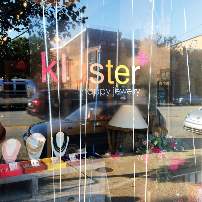 Kluster Pop Up Shop at Revolver Louisville